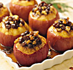 Baked Apples Burnette for Diabetics