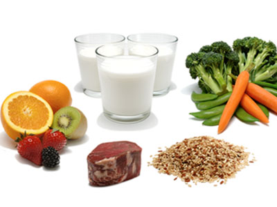 Food diets for type 2 diabetes